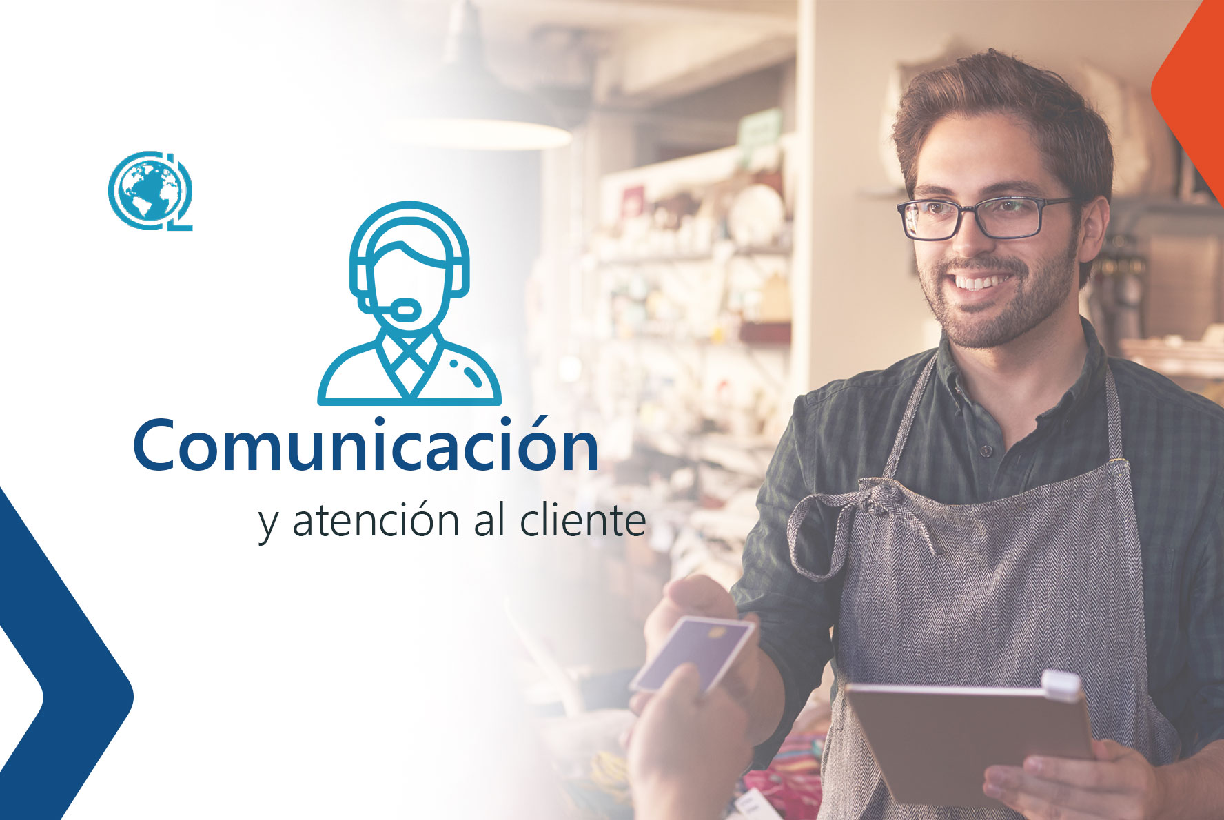 Effective communication and customer service