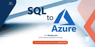 Workshop SQL to Azure